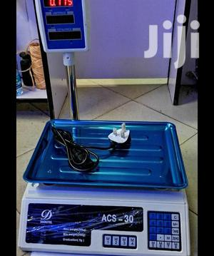 Acs 30kg Weight Scale | Store Equipment for sale in Nairobi, Nairobi Central