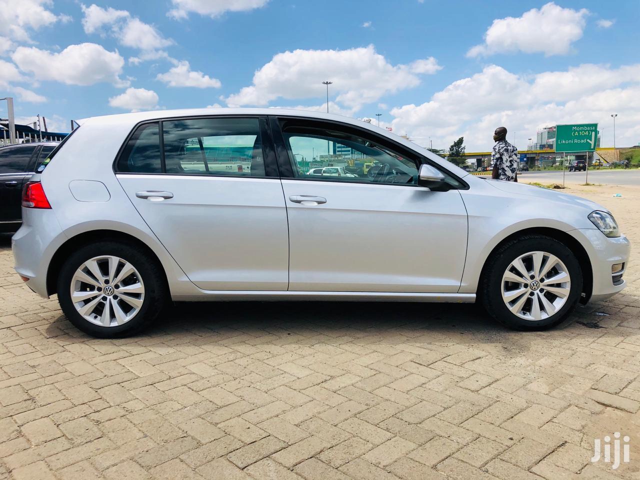 Volkswagen Golf 2013 Silver   Cars for sale in Nairobi South, Nairobi, Kenya
