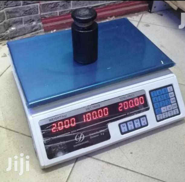 Digital Weighing Scale Machine 30kg