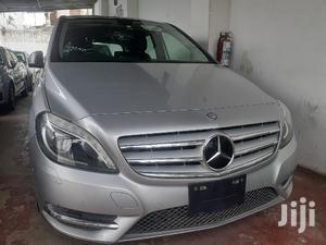 New Mercedes-Benz B-Class 2013 Silver | Cars for sale in Mombasa, Mvita