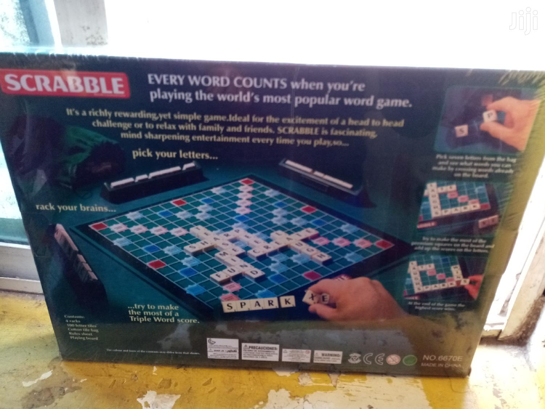 Scramble Original Game