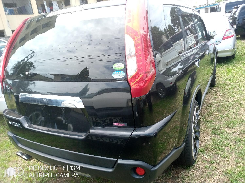 Archive: Nissan X-Trail 2014 Black