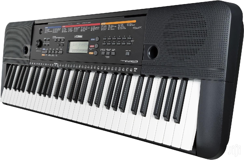 Yamaha Keyboard Psr E-263