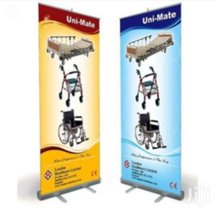 Roll Up Banner Printing
