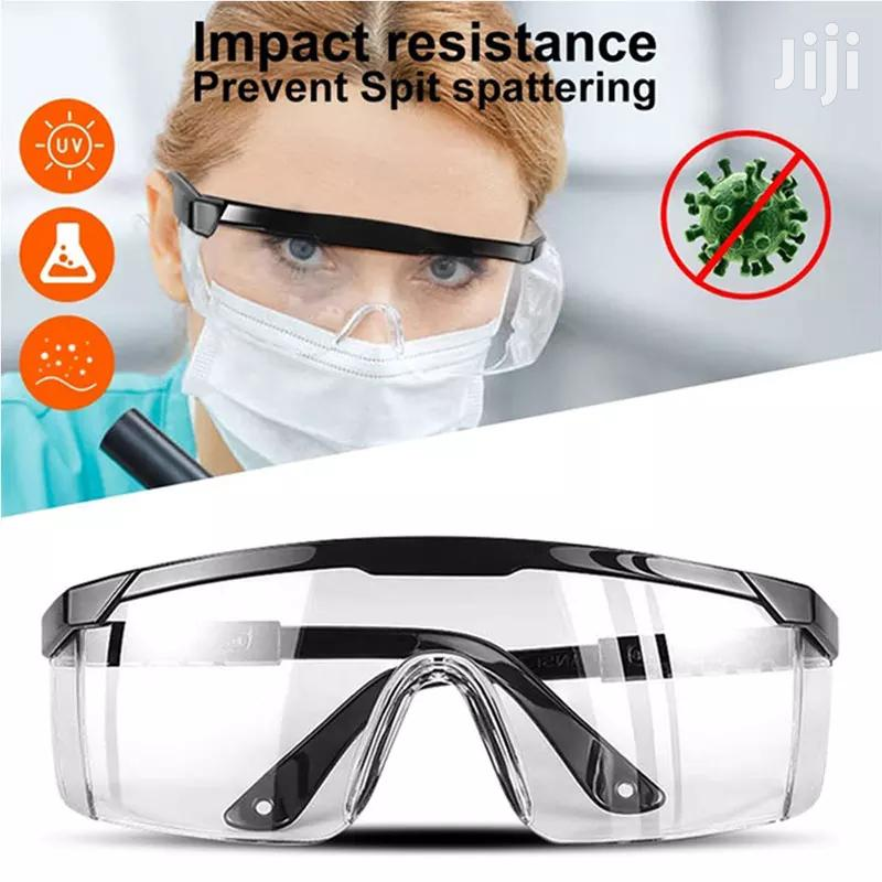 Adjustable Clear Goggles