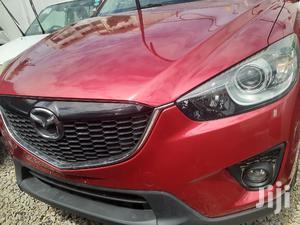 New Mazda CX-7 2014 Red   Cars for sale in Mombasa, Mvita