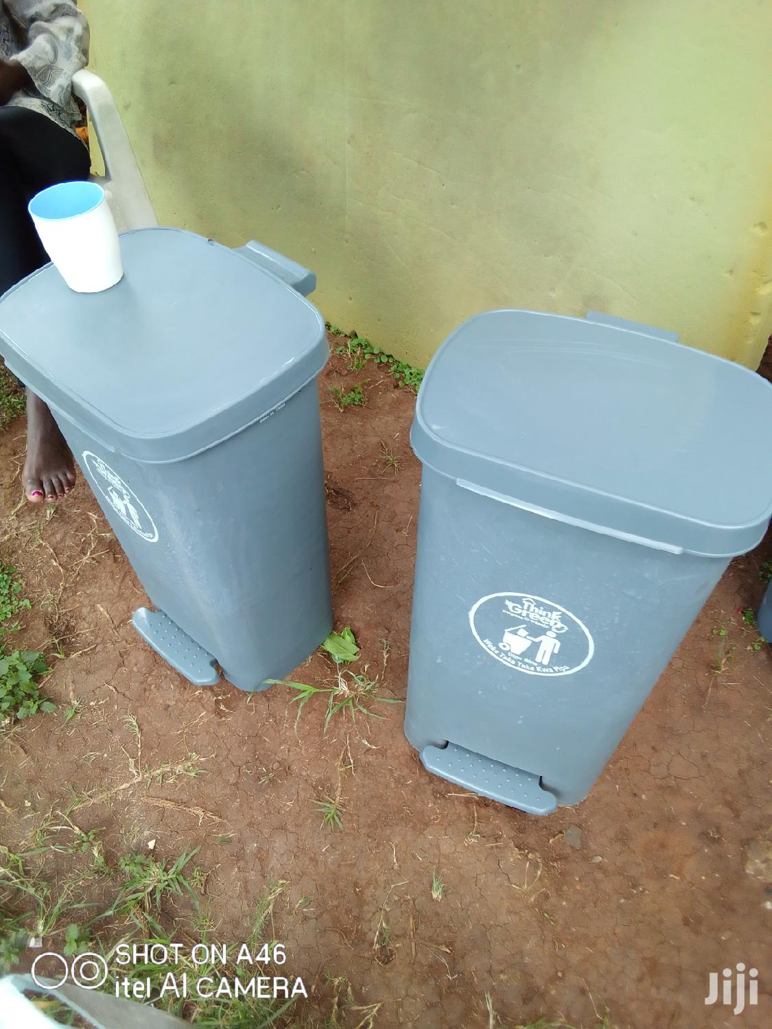 50 Litres Garbage Bins With Pedal