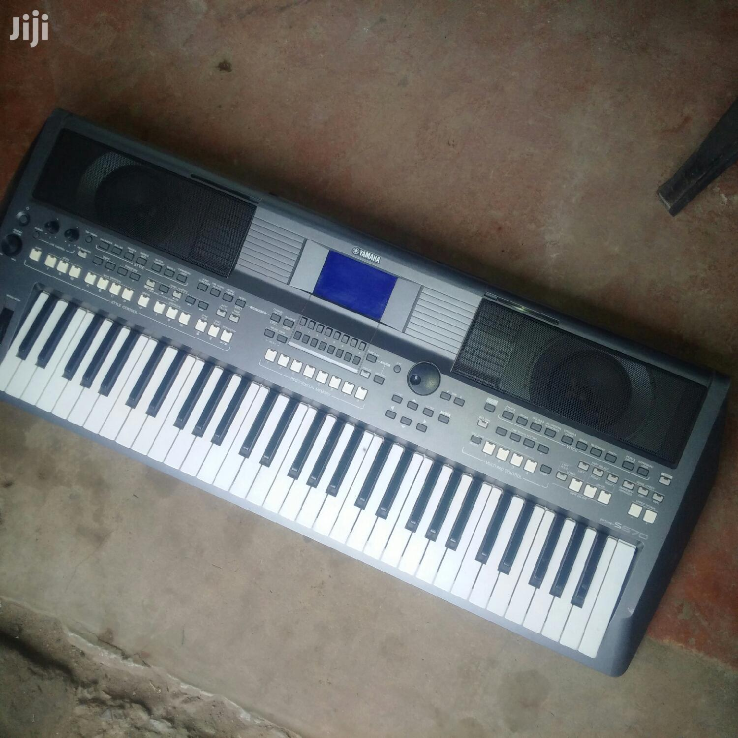 Yamaha PSR-S670 61-Key Arranger Workstation | Musical Instruments & Gear for sale in Nairobi Central, Nairobi, Kenya