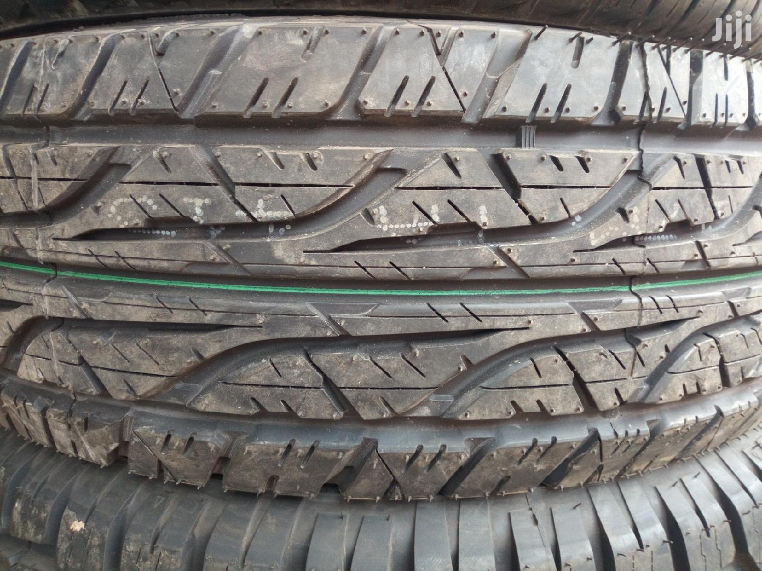 265/70 R16 Dunlop AT3 Made In Thailand