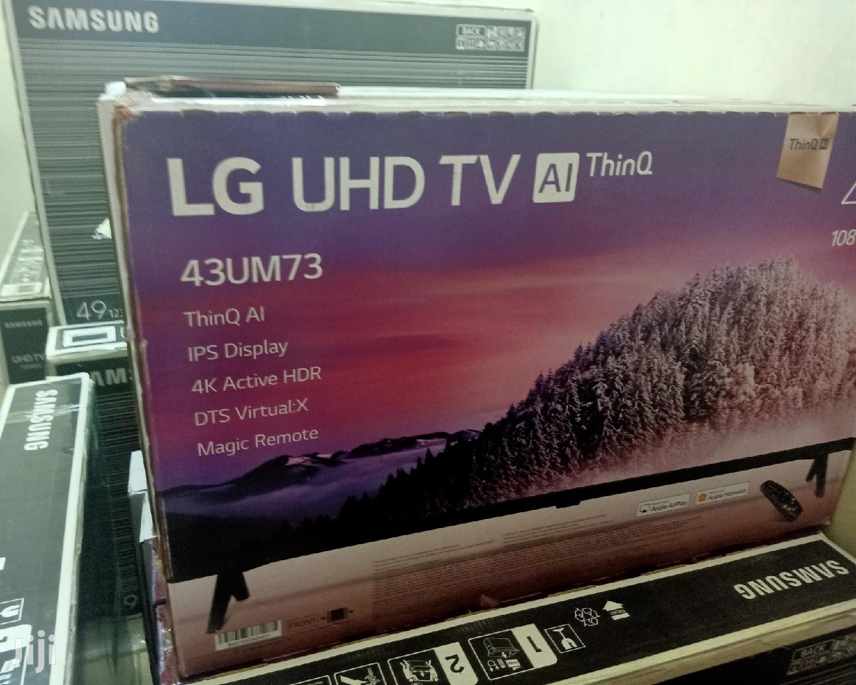 Lg 43 Smart Digital 4k Tv