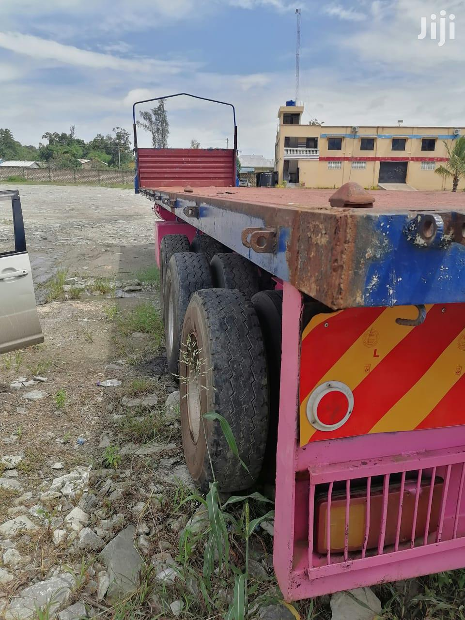 Clean OCEAN ZF Flatbed Ready 2016   Trucks & Trailers for sale in Changamwe, Mombasa, Kenya