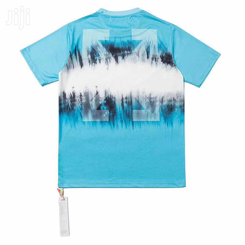 T-shirts Off-white Designer T-shirts | Clothing for sale in Nairobi Central, Nairobi, Kenya