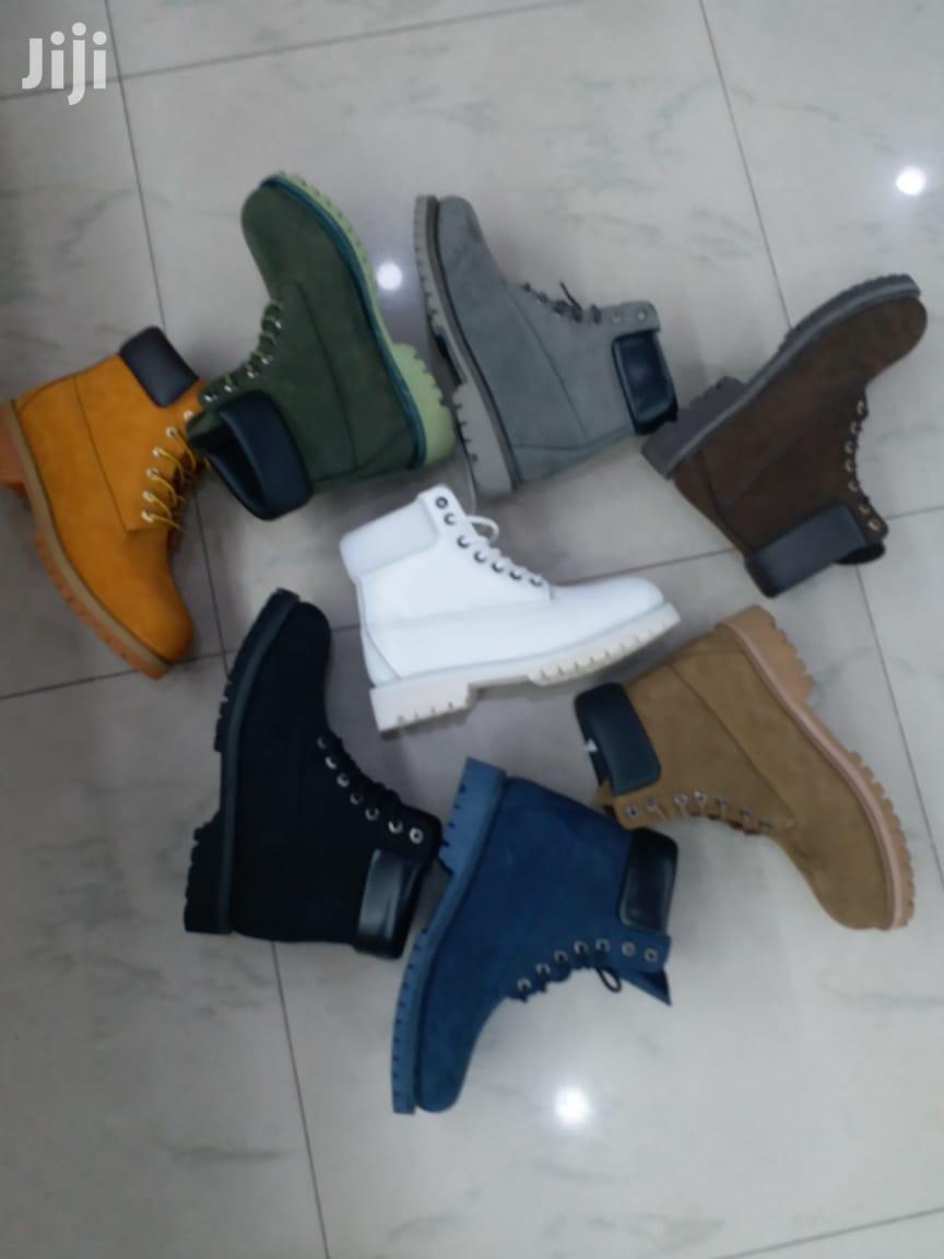 León Esquivar Adelaida  Archive: Timberland Boots All Colors in Kilimani - Shoes, Kelvin Kamau  -Falcks Fashions- | Jiji.co.ke