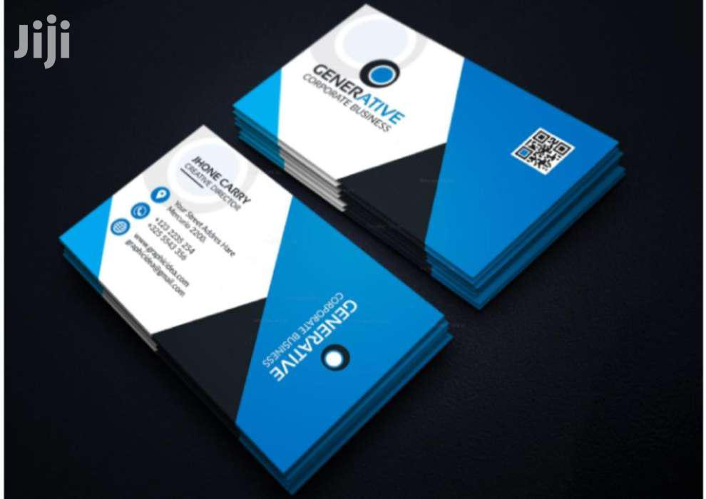 Archive: Business Card Printing