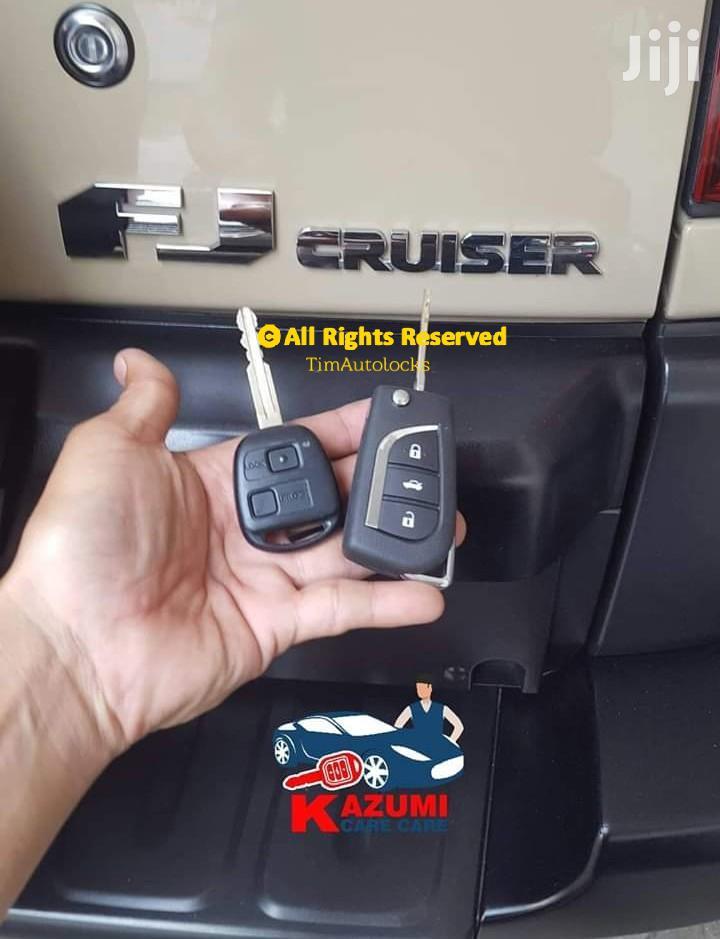 Car Kry Duplicate/Repair