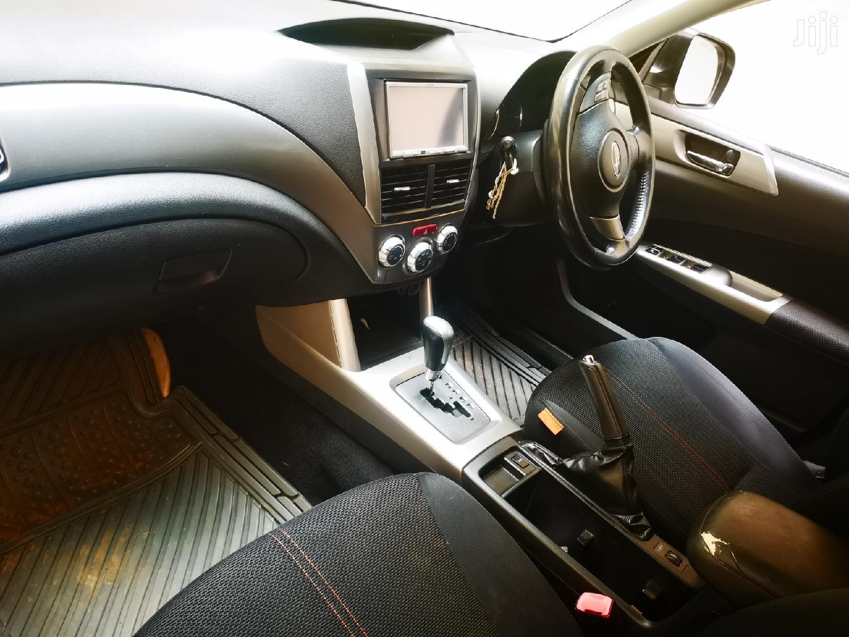 Archive: Subaru Forester 2010 Gold