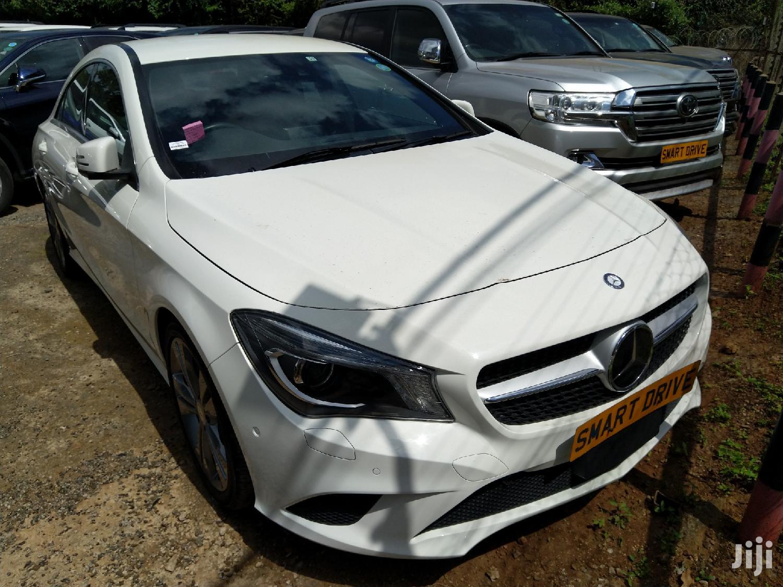 Archive: New Mercedes-Benz CLA-Class 2013 White
