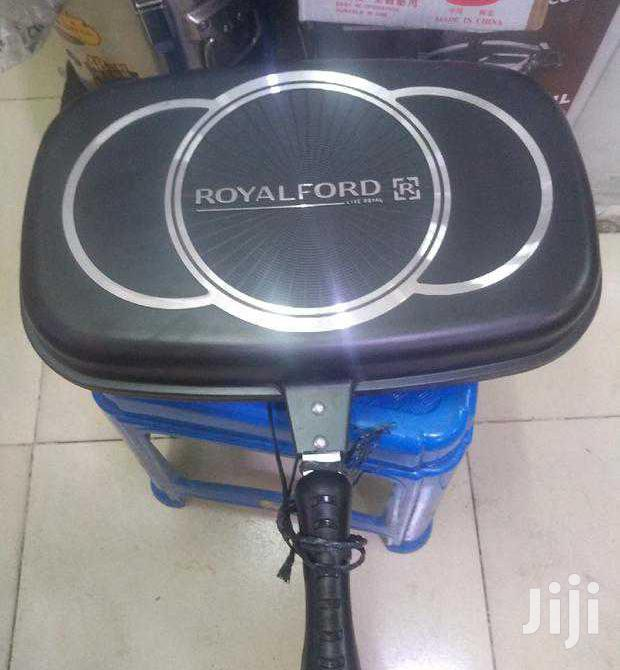 Double Grill Pan-40cm | Kitchen & Dining for sale in Nairobi Central, Nairobi, Kenya