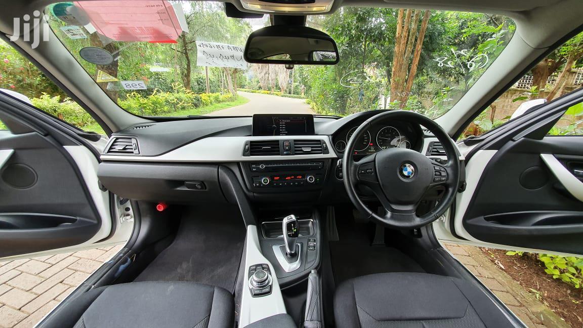 BMW 320i 2013 White | Cars for sale in Kilimani, Nairobi, Kenya