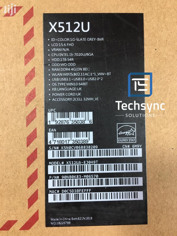 New Laptop Asus VivoBook X540SA 4GB Intel Core I3 HDD 1T | Laptops & Computers for sale in Nairobi Central, Nairobi, Kenya
