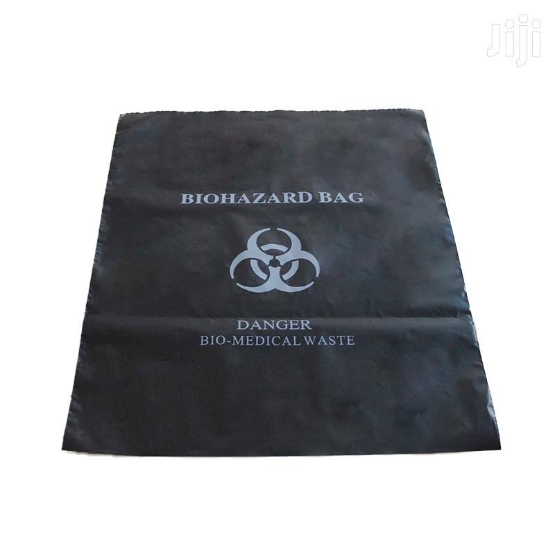 Biohazard Garbage/Waste Bags | Medical Equipment for sale in Nairobi Central, Nairobi, Kenya