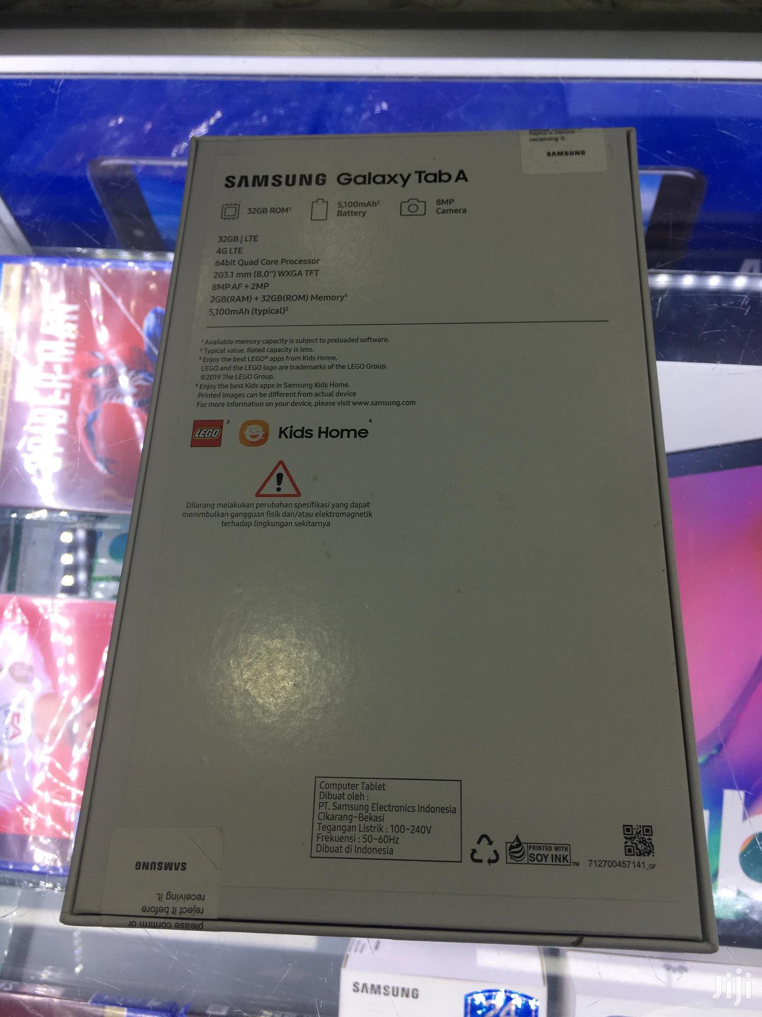 Archive: New Samsung Galaxy Tab A 10.1 32 GB Black