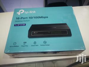 Tp Link 16 Ports 10/100 Mbps (TL SF1016D)