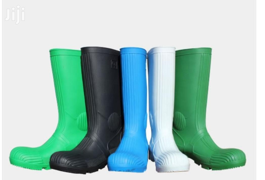Archive: Heavy Duty Gumboots