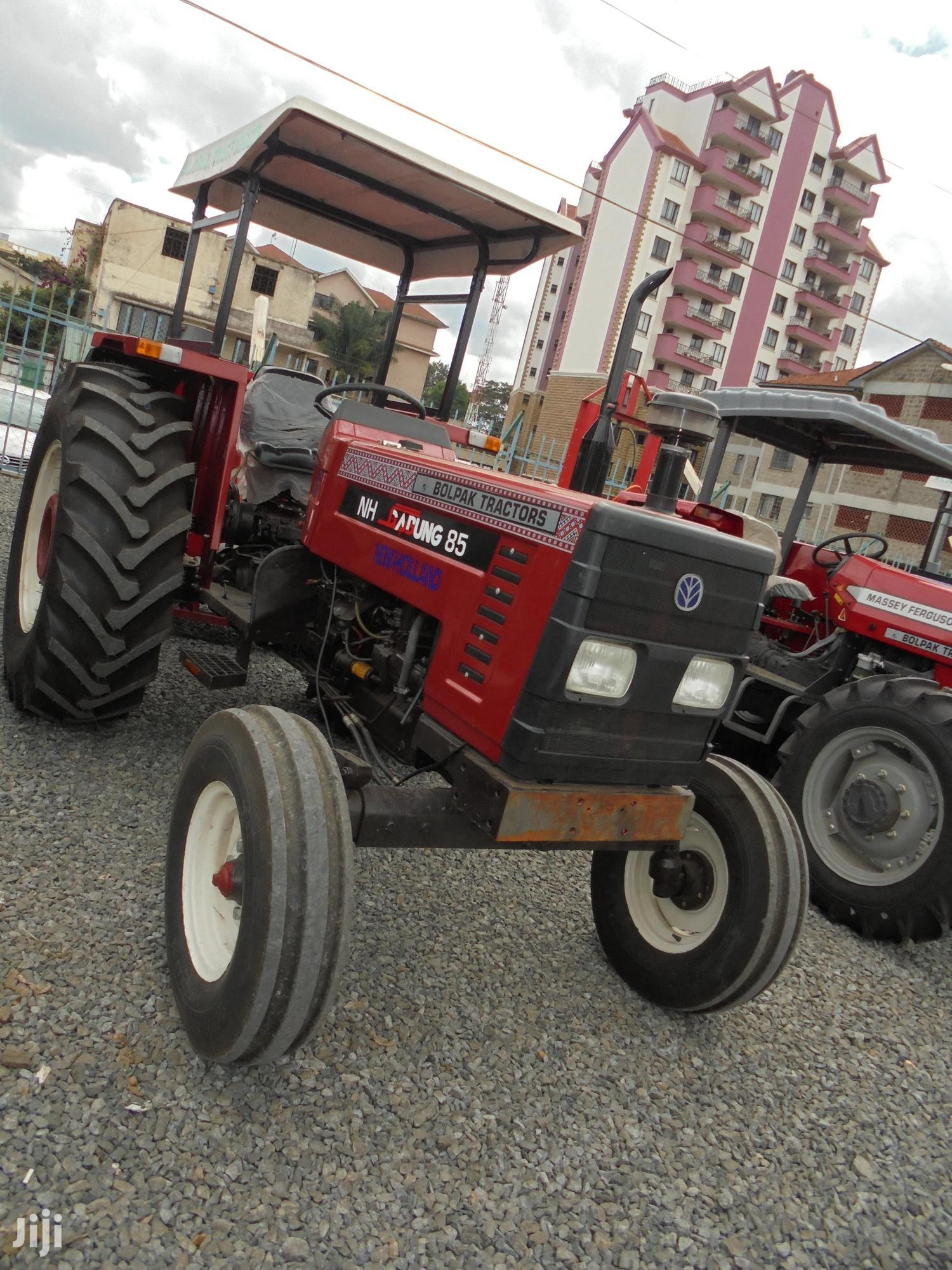 Newholland Dabung 2wd Tractor