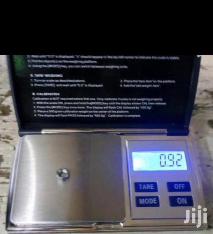 Quality Grams Pocket Scale