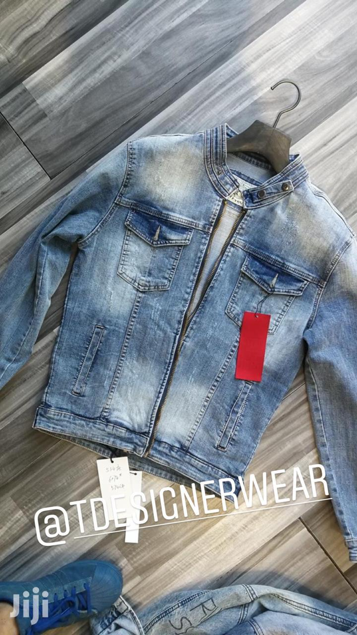 Denim Jackets   Clothing for sale in Nairobi Central, Nairobi, Kenya
