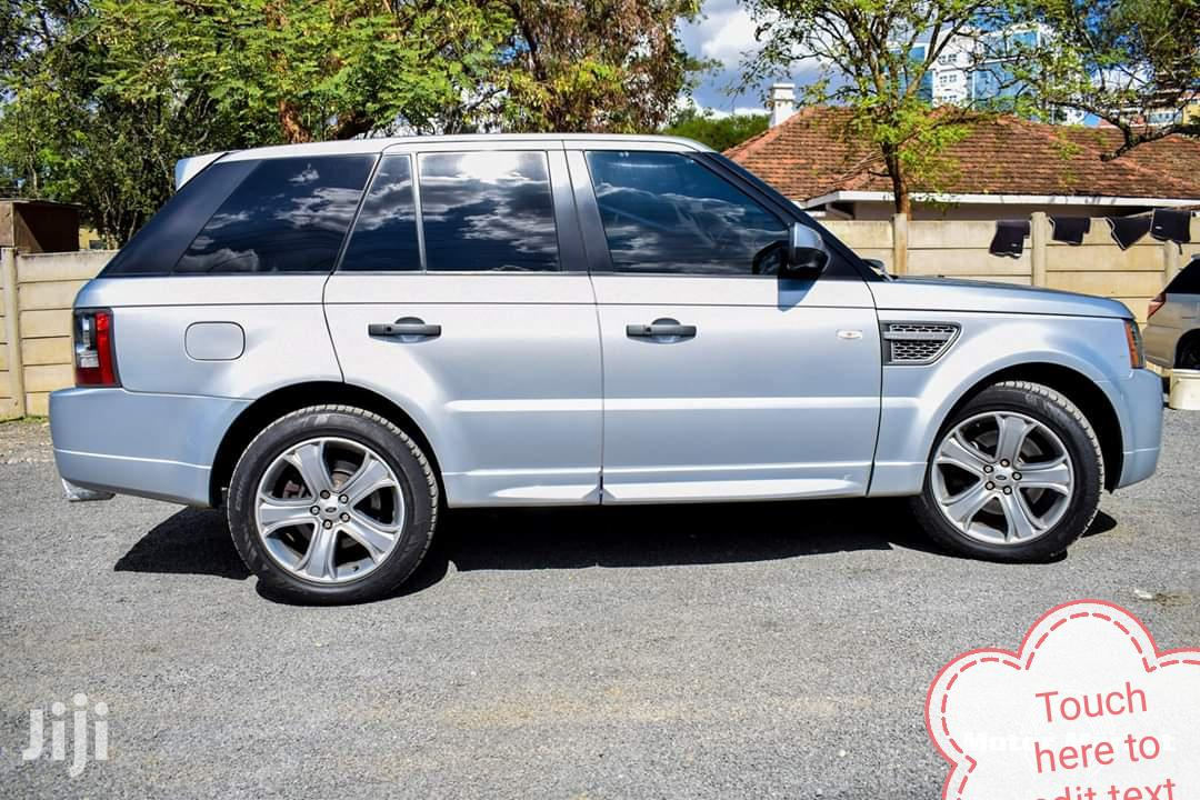 Archive: Land Rover Range Rover Sport 2011 Gray