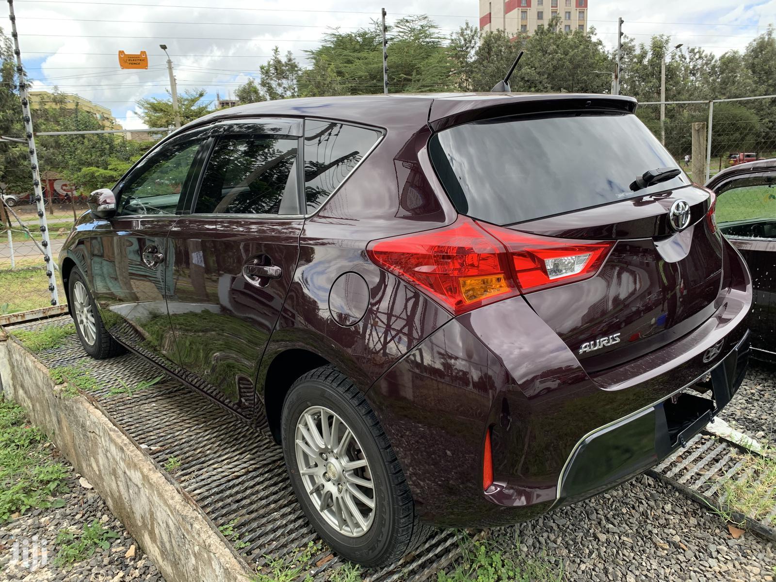 Toyota Auris 2014 Purple | Cars for sale in Nairobi West, Nairobi, Kenya