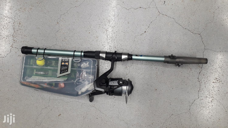 Fishing Rod   Camping Gear for sale in Nairobi Central, Nairobi, Kenya