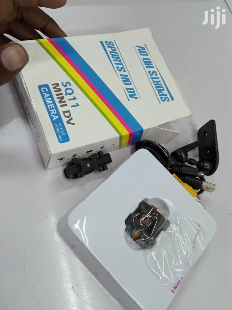 Sq11 Spy Mini Camera