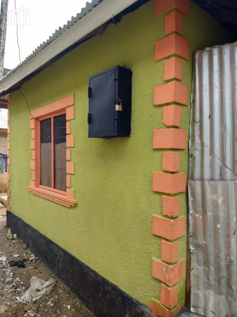 A 3 Bedsitters House In Bamburi Kadzandni Area