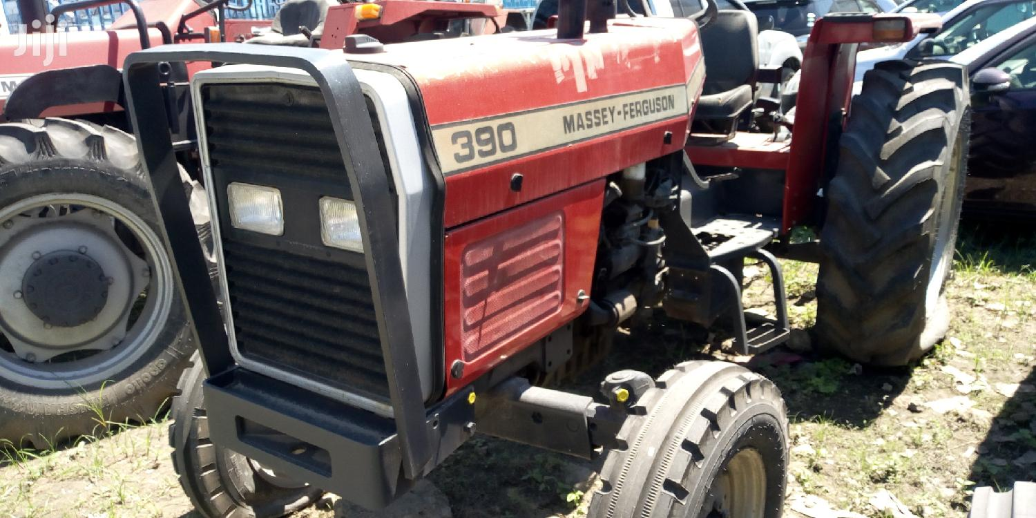 Massey Ferguson Tractors 2010 Red for Sale Fro MF290 to MF 390