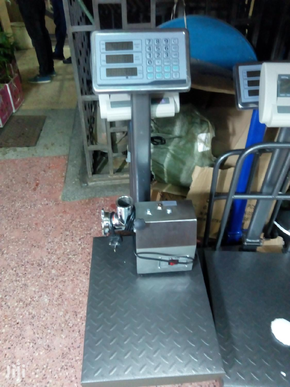 Archive: Weighing Scale 300kg