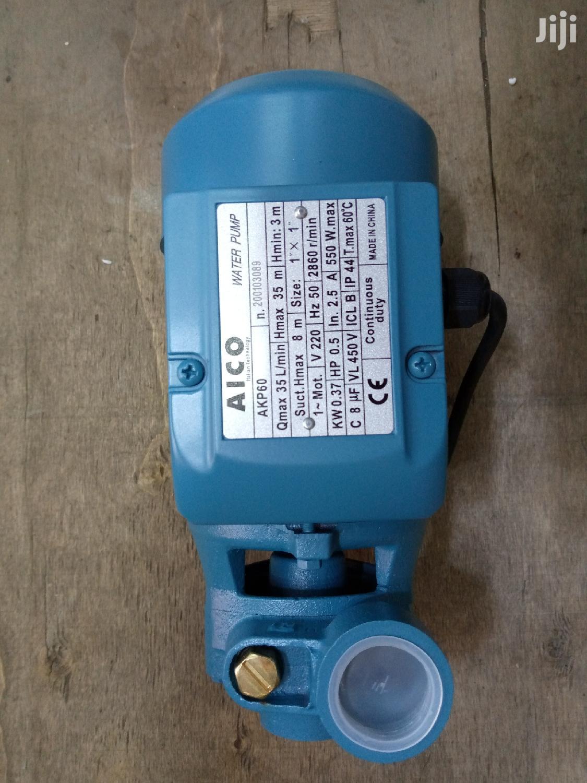 Aico 0.5hp Water Pump | Plumbing & Water Supply for sale in Nairobi Central, Nairobi, Kenya