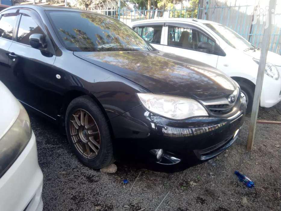 Archive: Subaru Impreza 2010 WRX Wagon Black