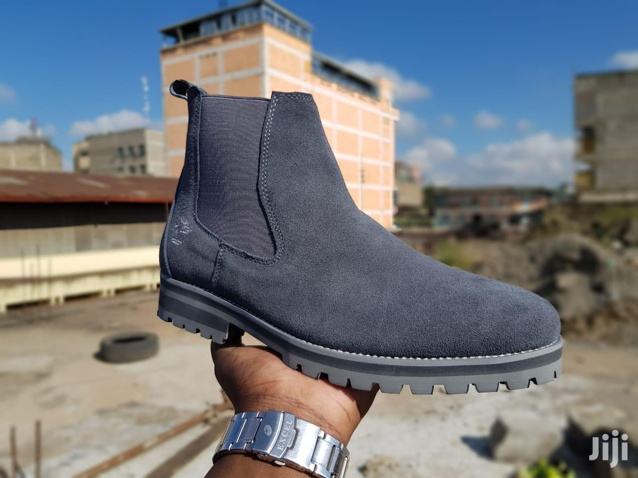 Timberlands Suede Boots