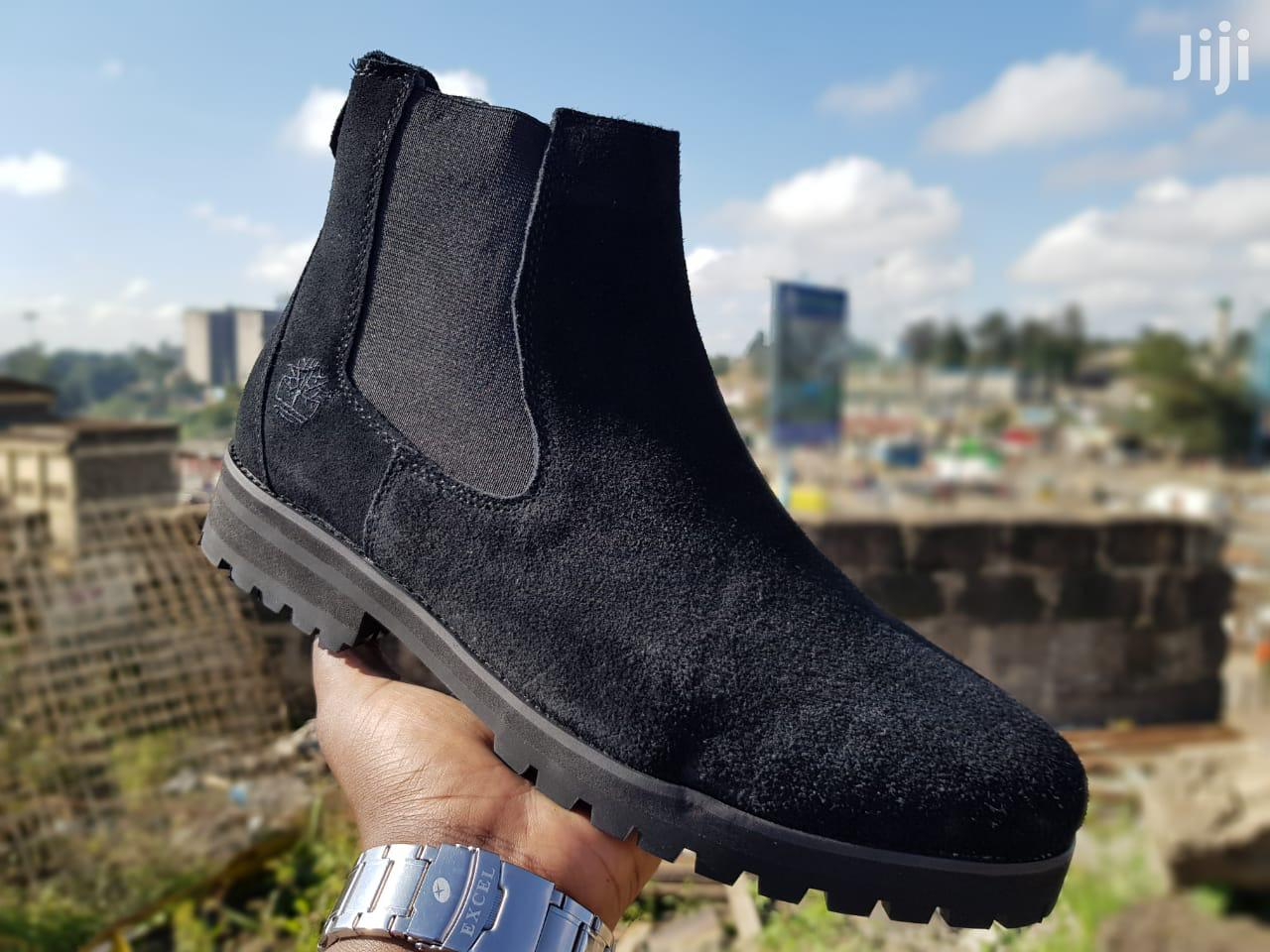 Timberlands Suede Boots | Shoes for sale in Nairobi Central, Nairobi, Kenya