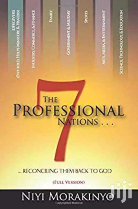 The 7 Professional Nations -niyi Morakinyo