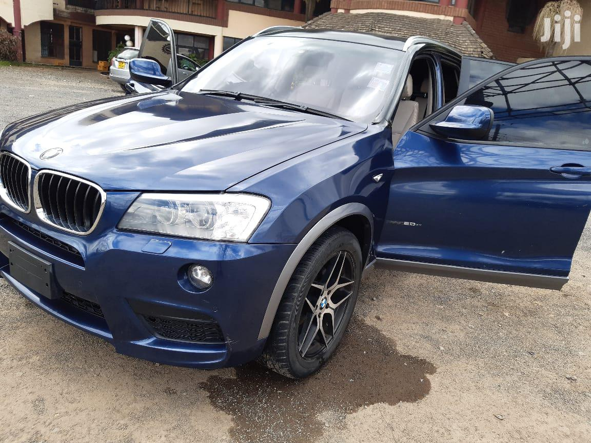 BMW X3 2013 Blue | Cars for sale in Umoja II, Nairobi, Kenya