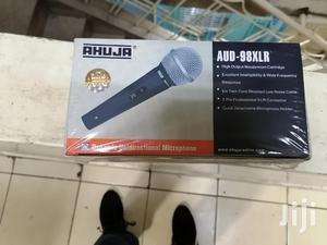 Ahuja AUD-98XLR Wire Microphone