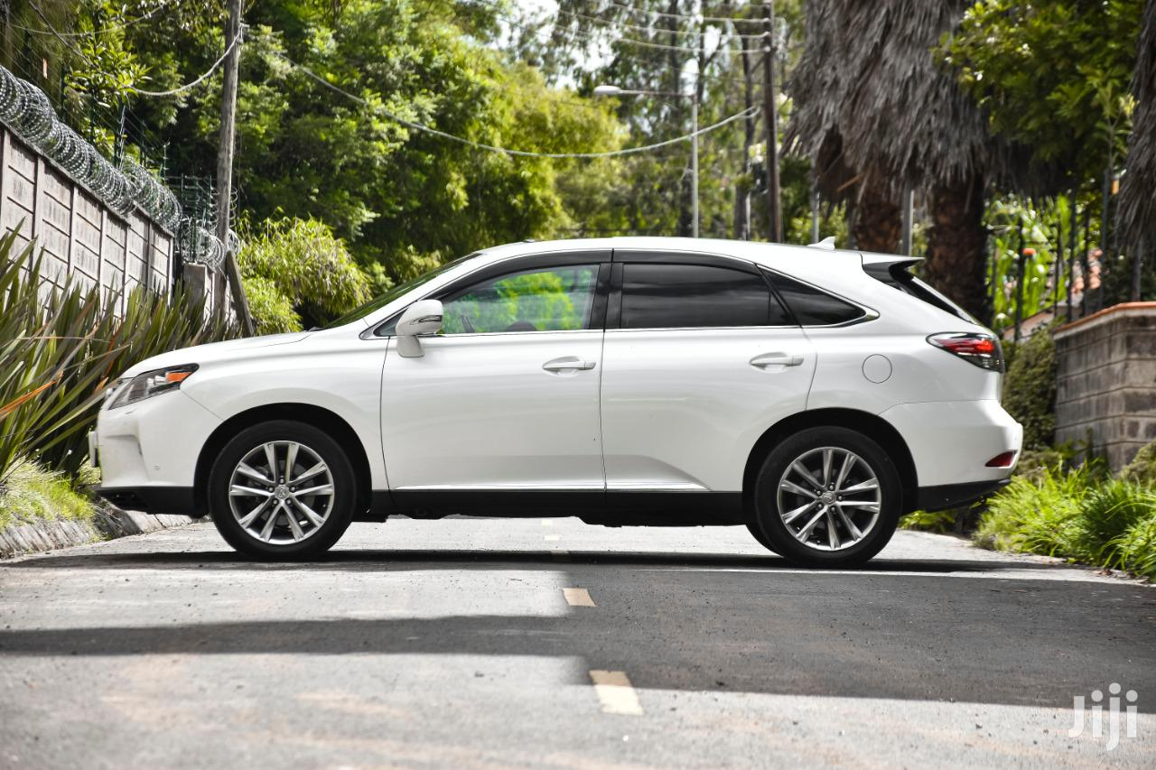 Lexus RX 2013 White | Cars for sale in Parklands/Highridge, Nairobi, Kenya