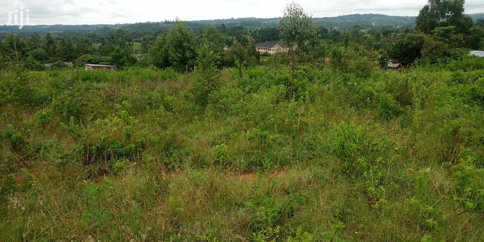 70 Plots 50 By 100 For Sale KAMANGU   Land & Plots For Sale for sale in Kikuyu, Kiambu, Kenya