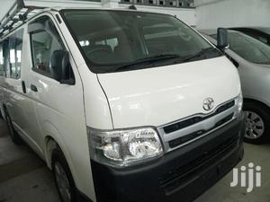 Used Toyota Hiace 2012 White For Sale | Buses & Microbuses for sale in Mombasa, Mvita