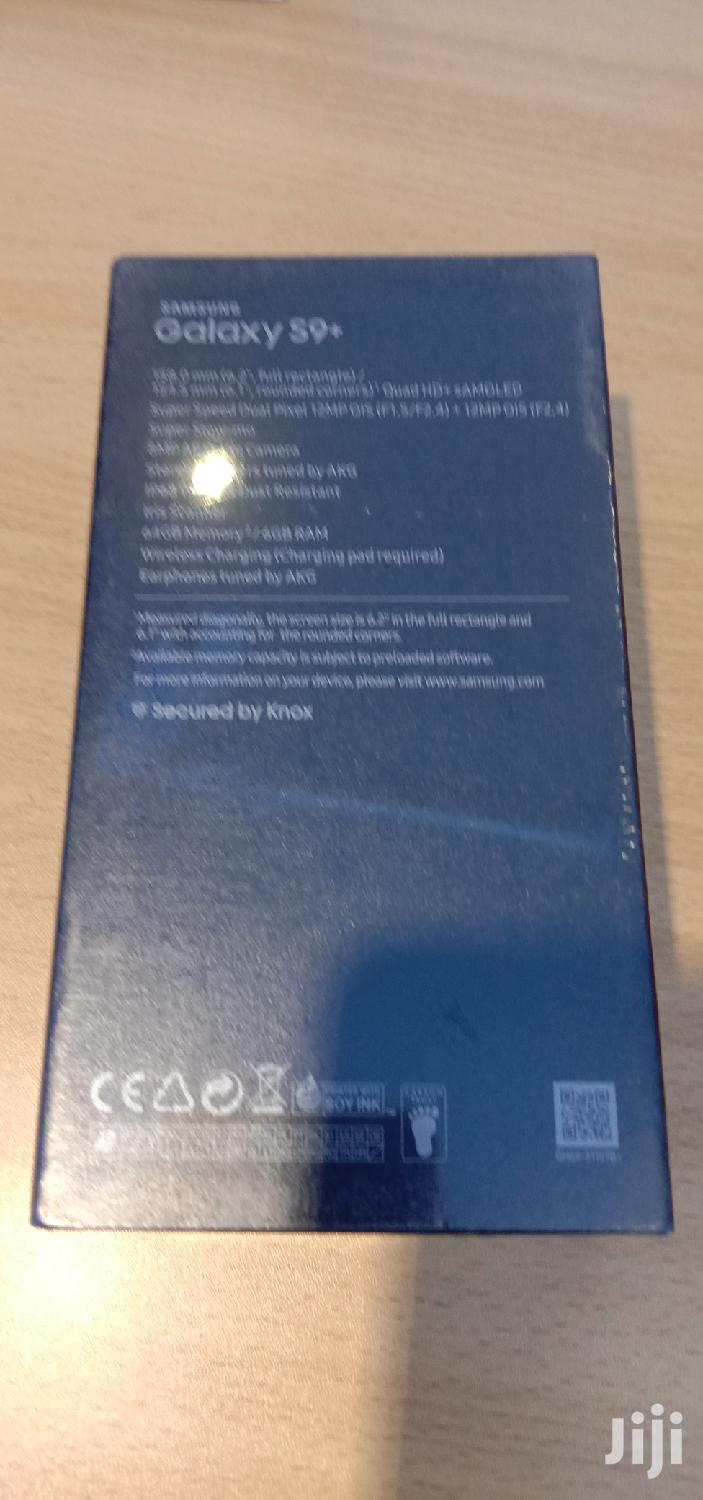 Samsung Galaxy S9 Plus 64 GB Blue