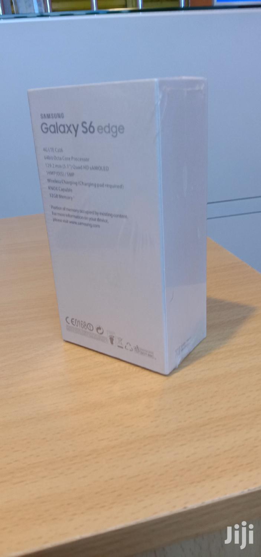 Samsung Galaxy S6 edge 32 GB Gold | Mobile Phones for sale in Nairobi Central, Nairobi, Kenya